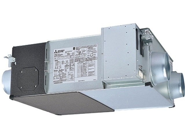 【最安値挑戦中!最大25倍】換気扇 三菱 LGH-N25RS3D 業務用ロスナイ 天井埋込形 スタンダードタイプ 単相200V [$]