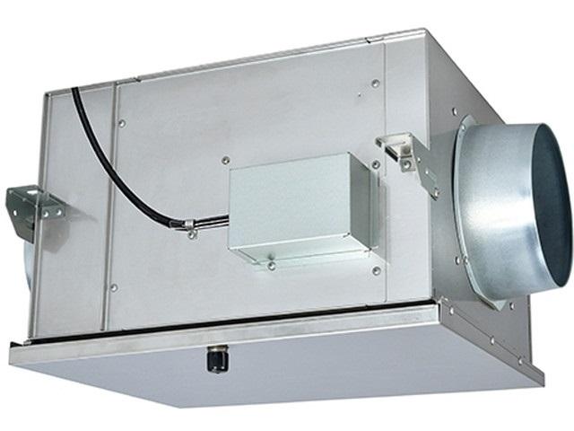 【最安値挑戦中!最大25倍】換気扇 三菱 BFS-100SXA 空調用送風機 ストレートシロッコファン 厨房用 単相100V [□]