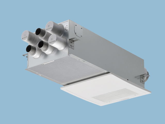 換気扇 パナソニック FY-12VBD2ACL 気調システム 熱交換気ユニット(カセット形) 微小粒子用フィルター搭載 リモコン同梱 [♪◇]