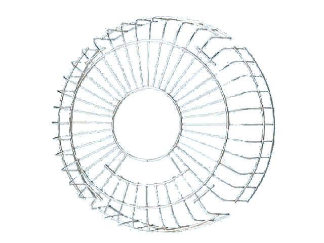 【最安値挑戦中!最大25倍】換気扇部材 パナソニック FY-GGX203 保護ガード 20cm用 ステンレス製 [◇]