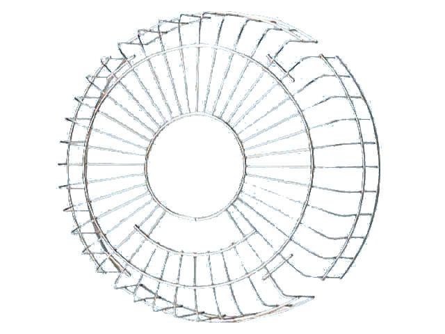 【最安値挑戦中!最大25倍】換気扇部材 パナソニック FY-GGX403 有圧換気扇部材 保護ガード 40cm用 ステンレス製 [♪◇]