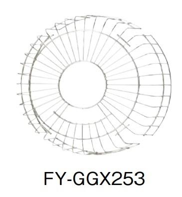【最安値挑戦中!最大25倍】換気扇部材 パナソニック FY-GGXX603 有圧換気扇部材 保護ガード ステンレス製 (本体ステンレス製専用) [♪◇]