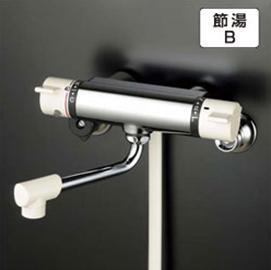 【最安値挑戦中!最大25倍】シャワー水栓 KVK KF800 浴室用 サーモスタット式シャワー [#]