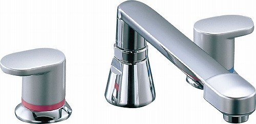 【最安値挑戦中!最大25倍】水栓金具 INAX BF-7090B バス水栓 デッキタイプ 2ハンドル アステシア 湿式工法 一般地 [□]