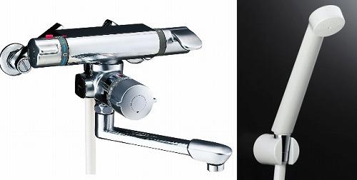 【最安値挑戦中!最大34倍】水栓金具 INAX BF-7140TSD シャワーバス 浴槽・洗い場兼用 サーモスタット アステシア 逆止弁付 一般地 [□]