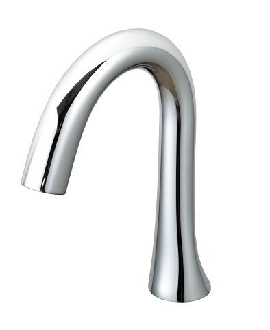 【最安値挑戦中!最大25倍】水栓金具 INAX AM-210CV1 洗面器・手洗器用 自動水栓 オートマージュ グースネック 単水栓 一般地 排水栓なし [□]