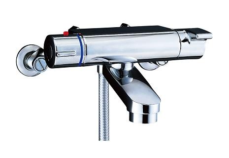 【最安値挑戦中!最大24倍】水栓金具 INAX BF-2147TKNSDW シャワーバス 洗い場専用 サーモスタット ヴィラーゴ 逆止弁付 寒冷地 [□]