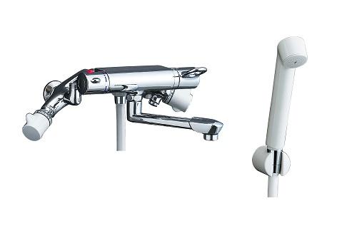 【最大44倍お買い物マラソン】水栓金具 INAX BF-B145TS 太陽熱温水器用 他熱源併用タイプ ビーフィット 逆止弁付 一般地 [□]