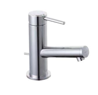 【最安値挑戦中!最大25倍】水栓金具 INAX LF-E340SY 洗面・手洗器用 シングルレバー混合 FC・ワンホール eモダンエコハンドル 逆止弁付 一般地 ポップアップ式[□]