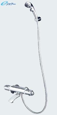 【最安値挑戦中!最大25倍】水栓金具 KVK KF890WES 3wayワンストップ付サーモスタットシャワー 寒冷地