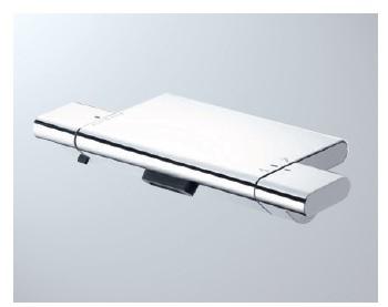 【最大44倍スーパーセール】シャワーバス水栓(シングルレバー) KVK KF900W 浴室 equal バス用埋込2ハンドル混合栓寒冷地用