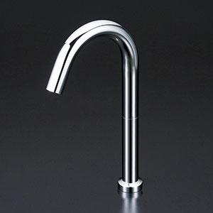 【最安値挑戦中!最大25倍】水栓金具 KVK E1700L3 センサー水栓