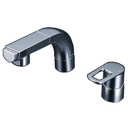 【最安値挑戦中!最大25倍】KVK FSL120DZT シングルレバー式洗髪シャワー 寒冷地用