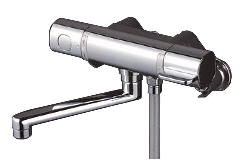 【最安値挑戦中!最大25倍】KVK FTB100KPFT サーモスタット式シャワー ワンストップシャワーヘッド付