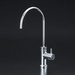 【最安値挑戦中!最大25倍】水栓金具 KVK K1620G 浄水器接続専用水栓