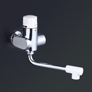 【最安値挑戦中!最大25倍】KVK K1900 定量止水付単水栓 給水栓及びボールタップ類