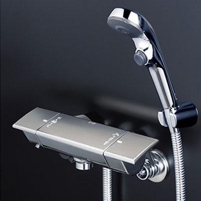 【最安値挑戦中!最大25倍】水栓金具 KVK KF3050S2 サーモスタット式シャワー/新ワンストップeシャワーnf仕様