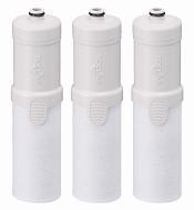 【最安値挑戦中!最大25倍】浄水カートリッジ トクラス JCSP1 浄水器内蔵シャワー混合水栓交換用カートリッジ(3ヶ入) [≦]