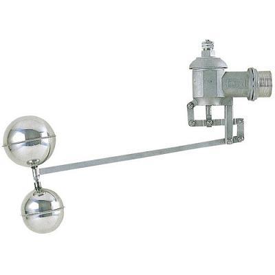 【最安値挑戦中!最大25倍】三栄水栓 複式ステンレスボールタップ 【V425-40】 [□]