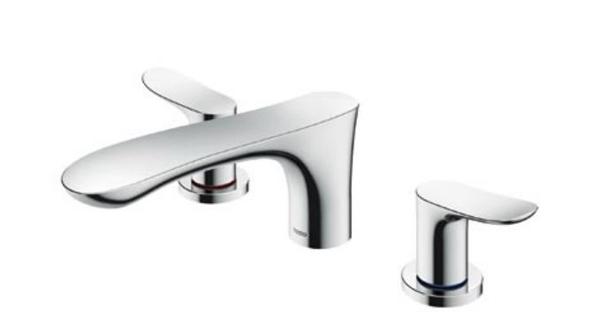 【最安値挑戦中!最大30倍】TOTO 浴室用水栓 TBG01201J 台付2ハンドル混合水栓[■]