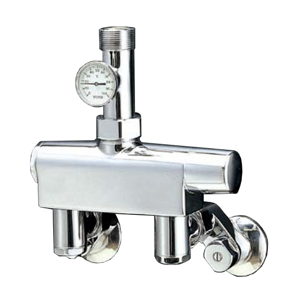 【最安値挑戦中!最大25倍】水栓金具 TOTO TM440BX32 浴室 大形サーモスタット(露出配管形) 32mm用 [■]
