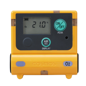 【最安値挑戦中!最大25倍】携帯用ガス検知器 新コスモス XO-2200 酸素濃度計 ガス採気方式拡散式 [◎【本州四国送料無料】]