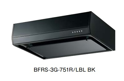 【最安値挑戦中!最大23倍】レンジフード 富士工業 BFRS-3G-901 R/L-BL SI 間口900mm シルバーメタリック (前幕板別売) [♪■§]