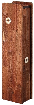【最安値挑戦中!最大34倍】カクダイ 【624-138】 角水栓柱用化粧カバー(木) [♪■]