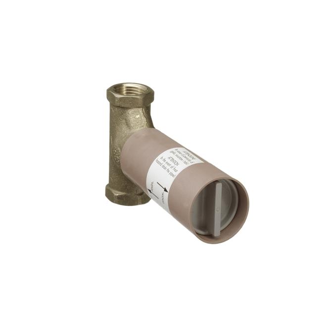 【最安値挑戦中!最大34倍】ハンスグローエ 15970180 埋込部 止水栓用 スピンドルバルブ 130L/min 3/4 [■]
