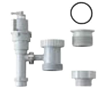 全品対象 最安値挑戦中 最大25倍のチャンス efh-6mk 最大25倍 ゆプラス INAX 1.5インチ 超激安 2インチ排水管共用 ●手数料無料!! 部材 排水器具 LIXIL キッチン用 EFH-6MK