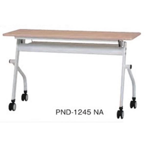 井上金庫 PND-1245 平行スタックテーブル 幅1200×奥行450 W1200 D450 H720 [【店販】♪▲]