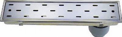 【最安値挑戦中!最大25倍】排水金具 カクダイ 4285-150X450 浴室用排水ユニット [□]