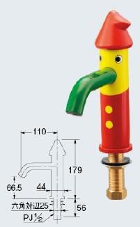 【最安値挑戦中!最大23倍】水栓金具 カクダイ 711-404-13 ピノキーニ [♪■]