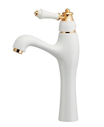 【最安値挑戦中!最大25倍】水栓金具 カクダイ 183-203GN シングルレバー混合栓(トール) 逆止なし [♪■]