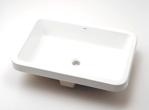 【最安値挑戦中!最大25倍】水栓金具 カクダイ 493-172 アンダーカウンター式洗面器 [♪■]