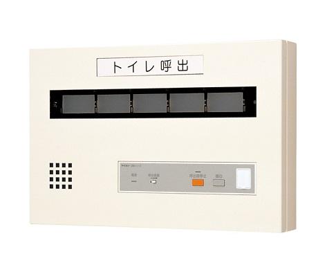【最安値挑戦中!最大25倍】インターホン アイホン CBN-5C ビジネスシステム 表示器 5窓用 [∽]