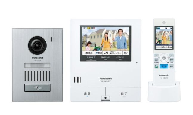 インターホン パナソニック VL-SWD505KS ワイヤレスモニター付テレビドアホン2-7タイプ 電源コード式 [■]