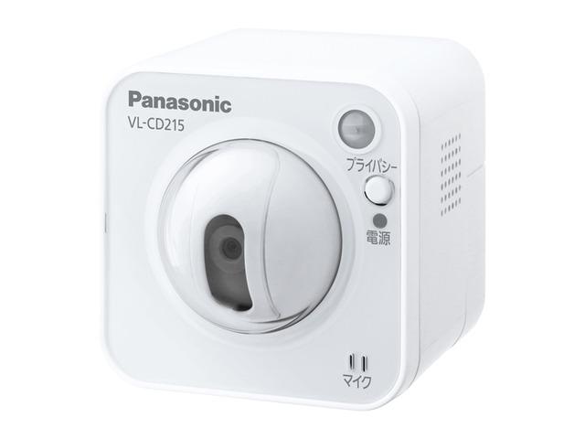 【最安値挑戦中!最大25倍】インターホン パナソニック VL-CD215 センサーカメラ(屋内タイプ) システムアップ別売品 [■]