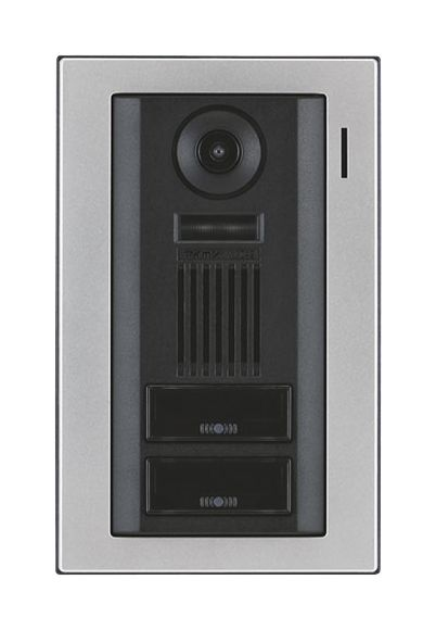 【最大41倍超ポイントバック祭】インターホン アイホン WJ-DA2 カメラ付玄関子機 独立二世帯システム専用 ROCOタッチ7専用 [∽]