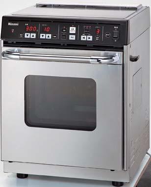 【最安値挑戦中!最大24倍】業務用ガス高速オーブン リンナイ RCK-10AS 卓上型 コンベックシリーズ [♪≦]
