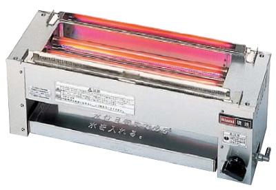 【最安値挑戦中!最大25倍】業務用ガス赤外線グリラー リンナイ RGB-60B 磯焼 コンパクト45 磯焼2号(下火式) [≦【店販】]