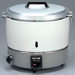業務用ガス炊飯器 リンナイ RR-30S1-F 卓上型 普及タイプ 内釜フッ素仕様 6.0L(3升) [♪■【店販】]