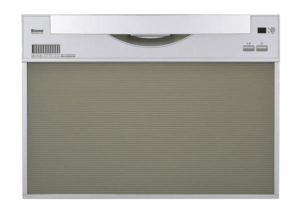 【最安値挑戦中!最大25倍】食器洗い乾燥機 リンナイ RSW-601C-SV 幅60cm スライドオープン ワイドタイプ シルバー ※受注生産品 [≦§]