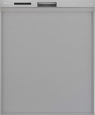 【最安値挑戦中!最大25倍】食器洗い乾燥機 リンナイ RSW-SD401LPE 幅45cm 深型スライドオープン おかってかごタイプ ハイグレード 自立脚付きタイプ [≦]