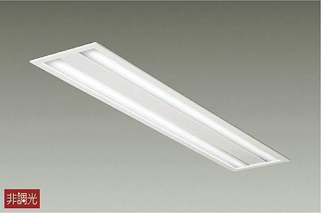 【最大44倍スーパーセール】照明器具 大光電機(DAIKO) DBL-4483WW ベースライト LED内蔵 FL40W埋込タイプ 昼白色 ボルト取付専用