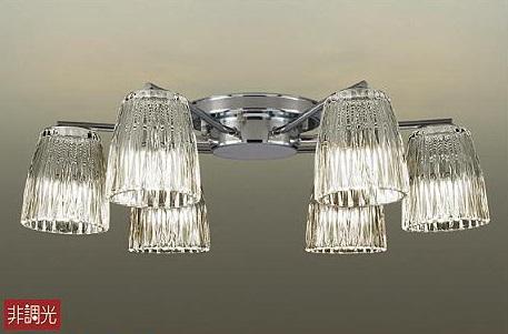 【最大44倍スーパーセール】照明器具 大光電機(DAIKO) DCH-38213Y シャンデリア DECOLED'S ランプ付 LED 電球色 ~6畳