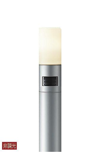 【最安値挑戦中!最大25倍】照明器具 大光電機(DAIKO) DWP-38634Y ガーデニングライト ポールライト LED (ランプ付き) 人感センサー ON/OFFタイプII 防雨形 電球色