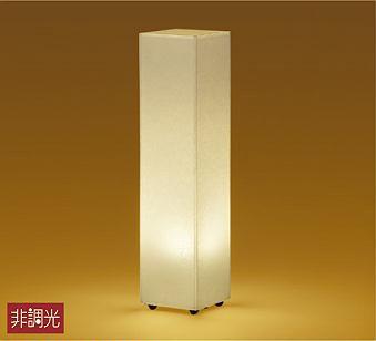 【最安値挑戦中!最大34倍】大光電機(DAIKO) LZT-91216YT 和風スタンド ランプ付 非調光 電球色 和紙入アクリル LED電球6W 中間スイッチ付 [∽]