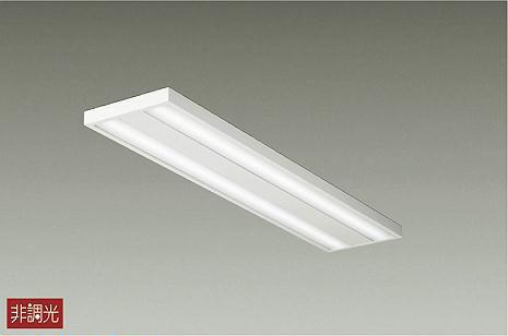 【最安値挑戦中!最大25倍】照明器具 大光電機(DAIKO) DBL-4482WW ベースライト LED内蔵 FL40W直付タイプ 昼白色