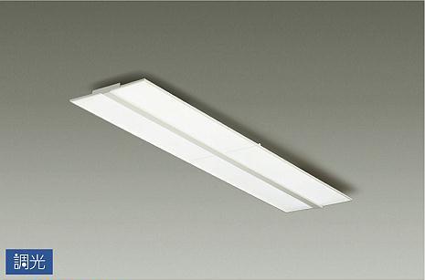 【最安値挑戦中!最大25倍】大光電機(DAIKO) DBL-5318WW ベースライト パネルムシリーズ LED内蔵 調光 調光器別売 昼白色 ホワイト